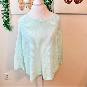 Eileen Fisher fine linen shirt | size large